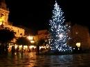Albero di Natale in Piazza foto - capodanno a taormina